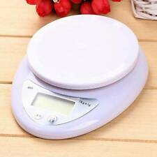 5kg LCD Digital Electronic Kitchen Scale Weight Food Diet Balance Weight Measure