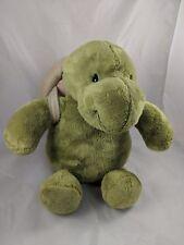 """Bear Mill Turtle Plush 15"""" and Shell Storage Stuffed Animal"""