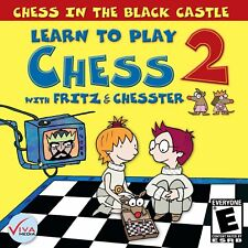 Learn to Play Chess with Fritz & Chesster 2 - Windows PC Computer Game (Ages 8+)