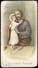 """santino-holy card""""""""ediz. NB serie EXTRA  n.61 S.GIUSEPPE"""
