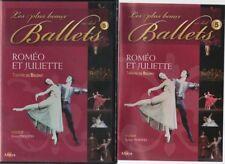 LES PLUS BEAUX BALLETS ... DVD N°5 ... ROMEO ET JULIETTE
