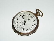 UOT,Taschenuhr,Pocket Watch,TU,Montre,Orologio,Silver 800,Cal. UOT 25,RaRe!