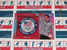 2016 Topps U.S. Olympic Team Patches Red #USAPNA Nathan Adrian
