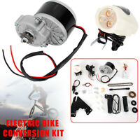24V 36V 350W Electric Bike Conversion Kit Motor Controller fr 22-29'' E-Bike