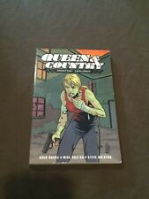 Queen & Country Operation: Saddlebags #7 Graphic Novel Oni Press Comics Book