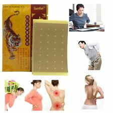 8Pcs Back Chinese Tiger Balm Pain Relief Patch Medical Plaster Body Massage