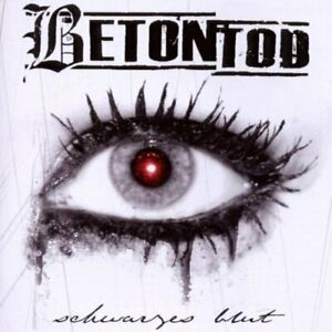 Betontod – Schwarzes Blut  CD