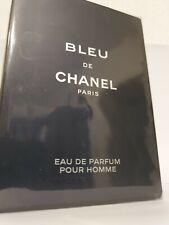 Chanel Bleu de Chanel Parfum 150 ml XXL Herren Parfüm Duft Spay) Original