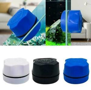 1*Mini Fish Tank Magnetic Brush Aquarium Cleaning Tool Glass Scraper Cleaner AU