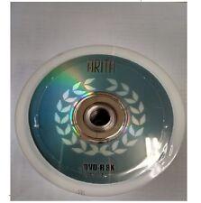 2 Arita Green DVD-R 8x Blank DVD Discs 4.7 GB Ritek G05 120 mins NON printable