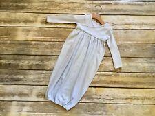 Ralph Lauren Baby Boys Blue Kimono Nightgown Size 9 Months