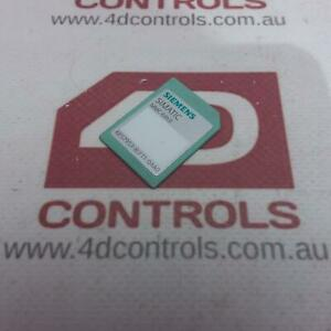 6ES7 953-8LF11-0AA0   Siemens   SIMATIC S7-300/C7/ET200S Micro Memory Card 64...