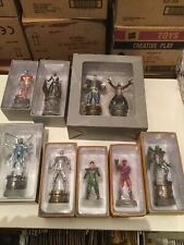 Marvel Eaglemoss Chess Bundle Boxed , Still Sealed Inside , 9 Figurines