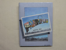 1989 FAIRVIEW HIGH SCHOOL YEARBOOK SHERWOOD OH OHIO
