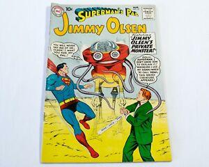 DC Comics Silver Age Superman's Pal Jimmy Olsen #43 (1960)