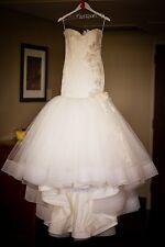 Lazaro Wedding Gown Style 3259