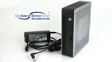 HP Thin Client t610 PLUS, AMD G-T56N @ 1,65GHz, 4GB DDR3, 2GB Flash Memory, USB3