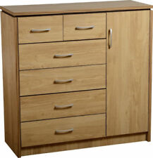 Contemporary MDF/Chipboard Wardrobes with More than 4 Doors