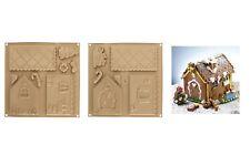 Silikomat Home sweet Home Christmas Gingerbread House Mould
