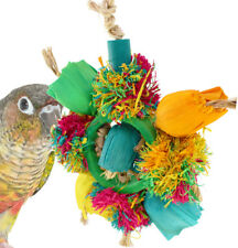 41317 Medium Corn Blossom bird toy parrot cages cockatiel conure parakeet budgie