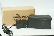 INDIPRO PORTA PACK 98WH BATTERY AND CHARGER USB FOR DSLR CAMERA 12V 7.4V 12.5V
