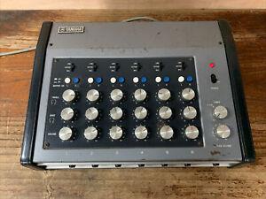 Yamaha EM-60A Vintage Analogue Mixer
