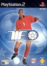 Videojuegos fútbol Sony PlayStation 2