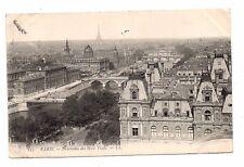 75 - cartolina - PARIGI - Panorama degli otto Ponti ( i 56 )