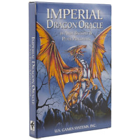 Imperial Dragon Oracle Tarot CARD DECK + Booklet U.S. GAMES