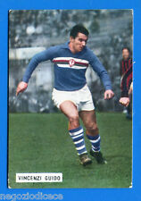 [GCG] FOTO CALCIO 1965-66 - Figurina-Sticker n. 172 - G. VINCENZI - SAMPDORIA