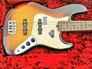 Fender Jazz Bass 60th Anniversary 2006
