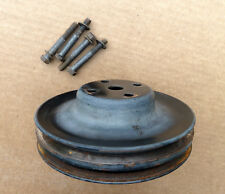 87 CHRYSLER DODGE DAKOTA TRUCK  3.9  Water Pump Pulley  3870211