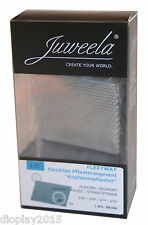 "Juweela® Flexyway ""Kopfsteinpflaster"" Segmente 8 Stk. 1:87 Modellbau 28164"