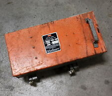 Federal Pacific Electric Co. CFP336 30A 600Vac Fuseable Bus Plug - USED
