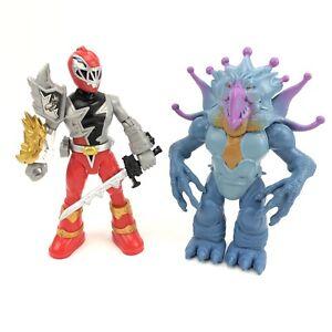 Power Rangers DINO FURY Battle Attackers RED RANGER VS DOOMSNAKE Action Figure