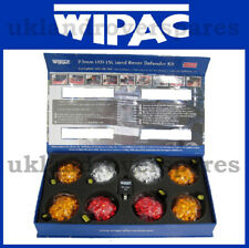 LAND ROVER DEFENDER WIPAC LED LIGHT LAMP 73MM LENS UPGRADE KIT SET WIPAC