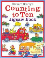 Counting to Ten: Jigsaw Book,Richard Scarry