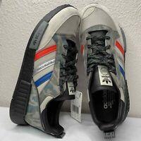 54 Adidas Boston SuperX R1 NMD Camo Black Boost Mens Shoes G27936 Size 10.5 US