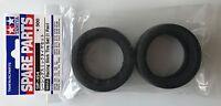 Tamiya 50454 Rennsport glatt Reifen (1 Paar) (TT01 / TT02/TL01/TA06) Spitze