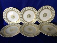 "Beautiful Limoges Bernardaud 'Constance' 6 x 6"" Side Plates"