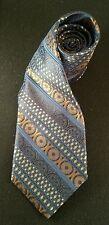 Robert Talbott Tie Best in Class Multi Colored tie 100% Silk USA Highest Quality