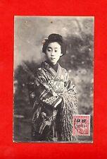 CHINE IMPÉRIALE-ROUEN-CARTE POSTALE-04 AOÛT 1910