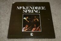 McKendree Spring~Second Thoughts~1970 Blues Rock~Inner Sleeve~FAST SHIPPING!!
