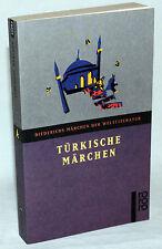 TÜRKISCHE MÄRCHEN - Otto Spieß (Hrsg)