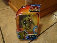 2009 Mattel-The Secret Saturdays-Biloko Figure (New)