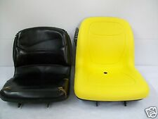 YELLOW SEAT JOHN DEERE COMPACT TRACTORS 670,770,790,870,970,990,1070,4005 #FI