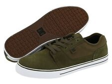 NEW DC SHOES TONIC OLIVE SKATE STYLE SHOES MENS 7 SNEAKER SHOES FREE SHIP