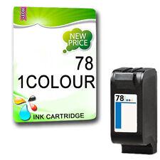1 Colour Reman Non-OEM Ink for Deskjet 9300 930C 930cm 935c 940c Replace 78