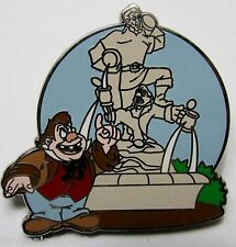 Disney Lefou at Gaston and Lefou Statue ONLY Pin