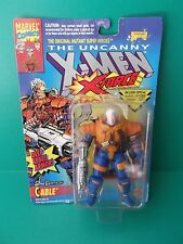 """The Uncanny X-Men X-Force """"Cable"""" 2nd Edition Deep Space Armor 5""""IN FIGURE 1993"""